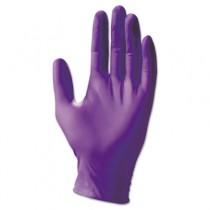 PURPLE NITRILE Exam Gloves, Powder-Free, Small
