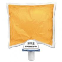Foam Antibacterial Soap Refill, Citrus Scent,1200ml
