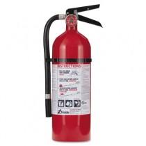 Pro 210 Consumer Fire Extinguisher, 2-A,10-B:C, 100psi, 15.7h x 4.5dia, 4lb