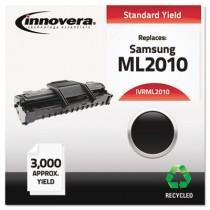 ML2010 Compatible, Remanufactured, ML-2010D3 Laser Toner, 3000 Yield, Black