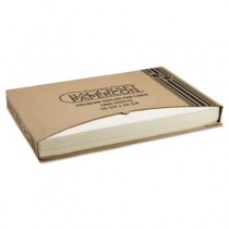 25Q1 Premium Grease-Proof Quilon Pan Liners, 16 3/8 x 24 3/8, Natural