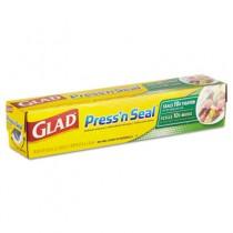 Press'n Seal Plastic Wrap, 11 4/5 x 76 1/5', 70 Square Feet, White