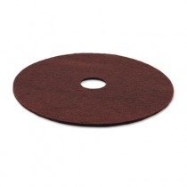 Surface Prep Pads. 20-Inch, Brown