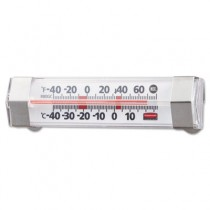 Refrigerator/Freezer Monitoring Thermometer, -40�F to 80�F/-30�C to 30�C