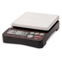 "Pelouze Digital Portioning Scale, 2 lb Capacity, 5 1/10"" x 5 1/10"" Platform"