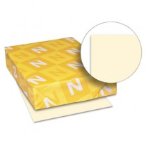 Exact Index Card Stock, 90 lbs., 8-1/2 x 11, Ivory, 250 Sheets/Pack