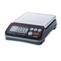 "Pelouze Digital Portioning Scale, 12 lb Capacity, 6 2/5"" x 5 4/5"", Platform"