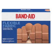 Flexible Fabric Adhesive Bandages,1 x 3