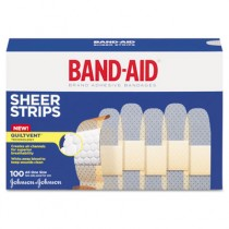 Bandages, 3/4 x 3, Flexible Fabric, Adhesive