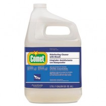 Disinfecting Cleaner w/Bleach, 128 oz Bottle