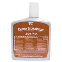 AutoClean Toilet Cleaner & Deodorizer Refill, Linen Fresh, 9.8 oz Refill