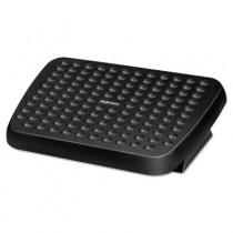 Standard Footrest, Adjustable, 17-5/8w x 13-1/8d x 3-3/4h, Graphite
