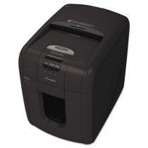 Stack and Shred 100X Cross-Cut Shredder, 100 Sheet Capacity Automatic Feed