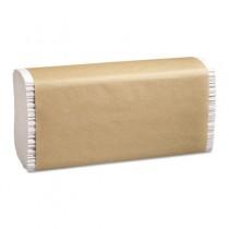 Folded Paper Towels, 9 1/10 x 9 1/2, Multi-Fold, White