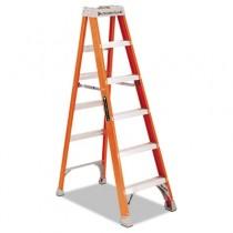 FS1500 Series Fiberglass Step Ladder, 6ft
