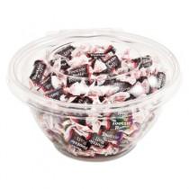 Tootsie Roll Break Bites, Chocolate Candy, 17oz Bowl