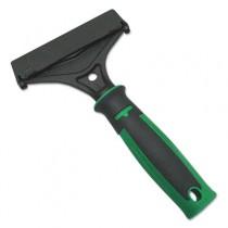 "Ergotec Short Handle Scraper, 4"" Blade Width"