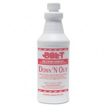 Down & Out One Shot Drain Opener, 32 oz Bottle