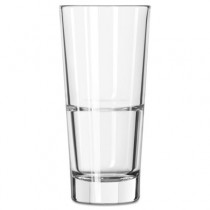 Endeavor Beverage Glasses, 12 oz, Clear
