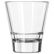 Endeavor Rocks Glasses, 7 oz, Clear