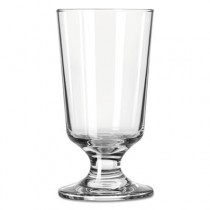 "Embassy Footed Drink Glasses, Hi-Ball, 8oz, 5 3/8"" Tall"
