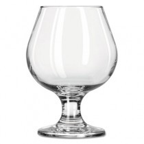 Embassy Brandy Glasses, 9 1/4 oz, Clear