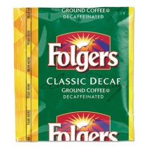 Coffee, Classic Roast Decaffeinated, .9 oz. Packet
