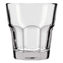 Glass Tumblers, Rocks, 8oz, Clear
