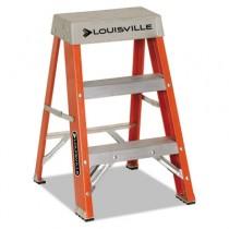FS1500 Series Fiberglass Step Ladder, 2 ft