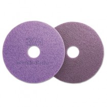 "Purple Diamond Floor Pads, 20"" dia"