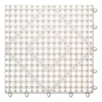 Versa-Mat Bar-Shelf Liner, Plastic, 12w x 12d x 1/4h, Clear