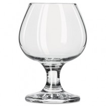 Embassy Brandy Glasses, 5 1/2 oz, Clear