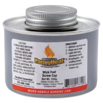 Chafing Fuel Can, Twist Cap Wick, 4 Hour Burn, 8 oz