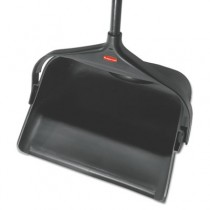 Lobby Pro Wet/Dry Spill Pan, 13 9/10w x 39h, Black, Plastic