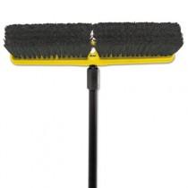 "Tampico-Bristle Medium Floor Sweep, 18"""