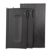 Locking Cabinet Door Kit, For Use With RCP Cleaning Carts