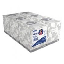 KLEENEX White Facial Tissue, 2-Ply, POP-UP Box, 95/Box