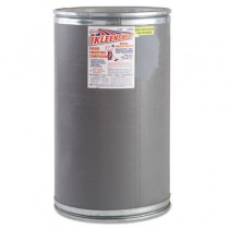 Oil-Based Sweeping Compound, With Grit, 250lb Drum