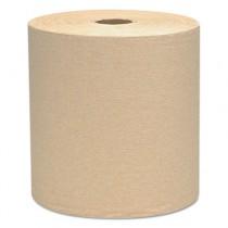SCOTT Hard Roll Towels, 8 x 800', Natural