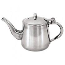 Stainless Steel Gooseneck Teapot, 10 oz.