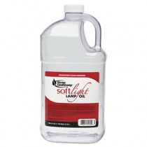 Soft Light Liquid Wax Lamp Oil, Clear, Gallon