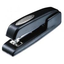 747 Business Full Strip Desk Stapler, 20-Sheet Capacity, Black
