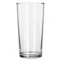 Heavy Base Tumblers, 20 oz, Clear, Cooler Glass