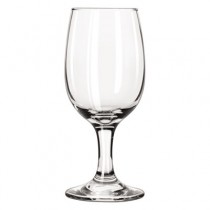 """Embassy Flutes/Coupes & Wine Glasses, Wine Glass, 8.5oz, 6 3/8"""" Tall"""