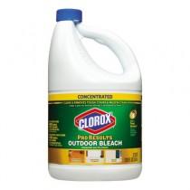 Outdoor Bleach, 120 oz Bottle