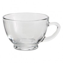 Punch Cup, 6 oz, Glass, Clear