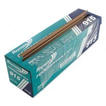 """PVC Film Roll w/Cutter Box, 18"""" x 3000 ft, Clear"""