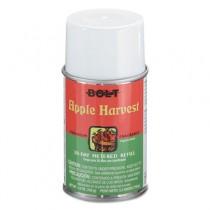 Metered Air Freshener Refill, Apple Harvest, 5.3oz, Aerosol