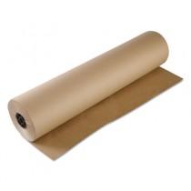 "Kraft Paper, 36"" x 1000ft, Brown"