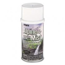 Odor Neutralizer Fogger, Alpine Mist, 5oz, Aerosol